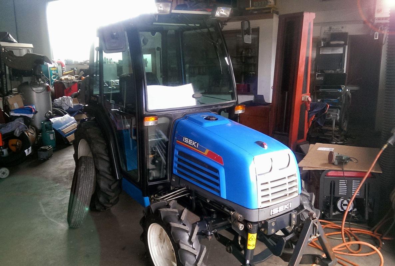 kleintraktor iseki gebraucht kubota traktoren gebraucht. Black Bedroom Furniture Sets. Home Design Ideas